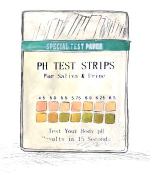pH Тест ленти