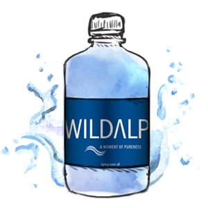 Натурална изворна вода